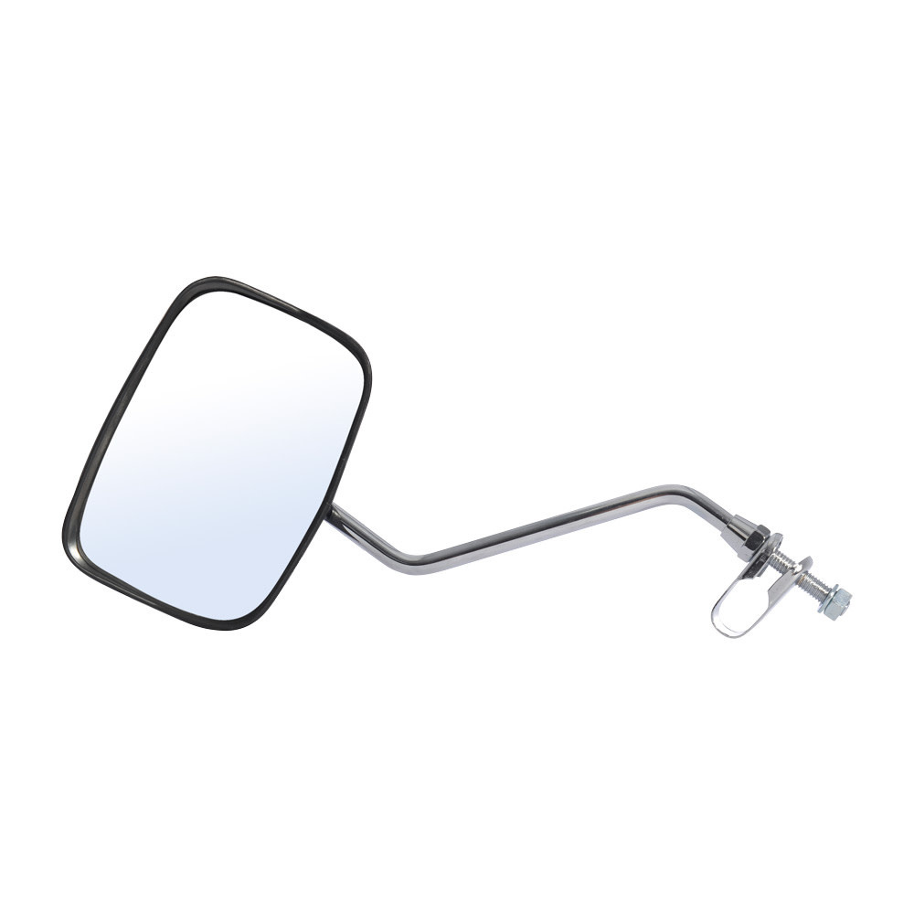 oxford Deluxe Oblong Mirror with Rain Shield