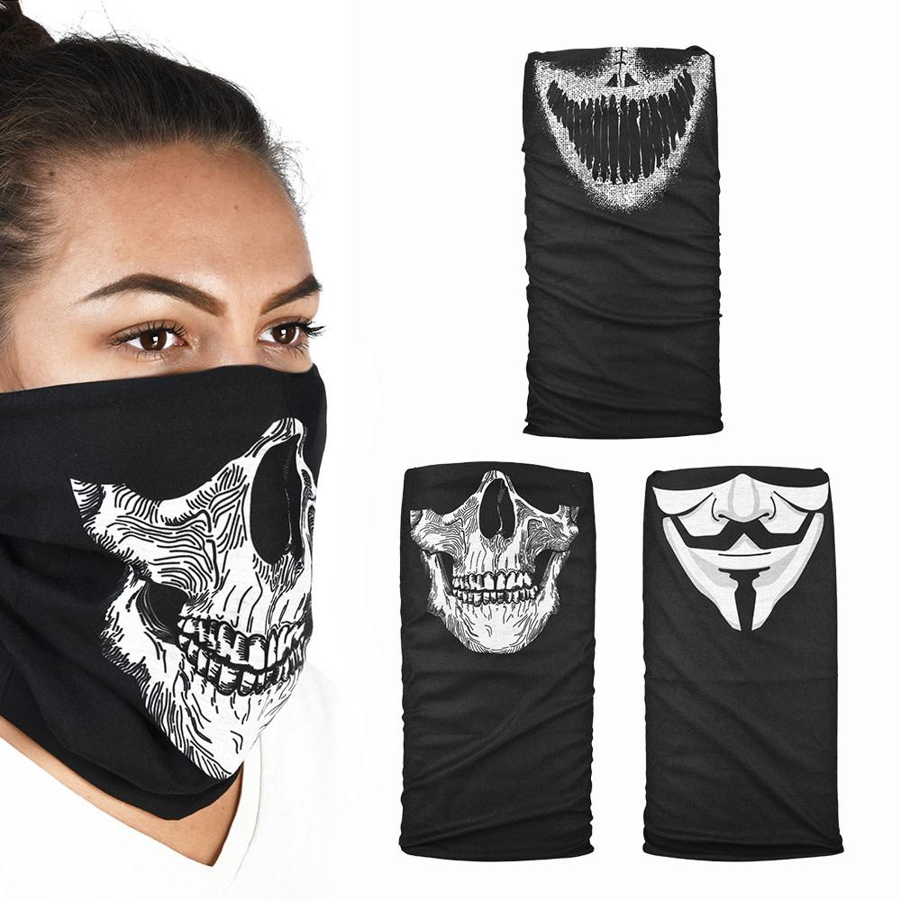 oxford Oxford Comfy Spooky Masks 3-Pack