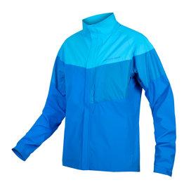 Endura Urban Luminite Jacket II: HiVizBlue - XXXL