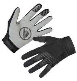 Endura SingleTrack Glove: Black - S