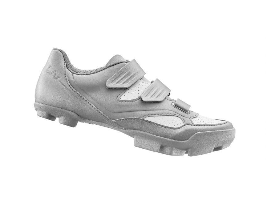 LIV LIV Fera 2 Off-Road Shoe Nylon Sole Black/Grey