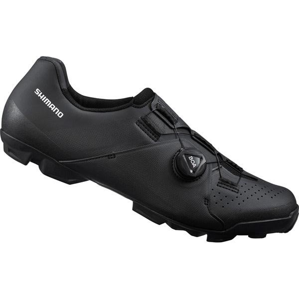 Shimano Shimano XC3 (XC300) SPD Shoes, Black