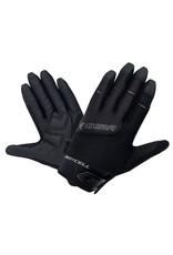 Chiba Chiba BioXCell Full Fingered Touring Gloves Black