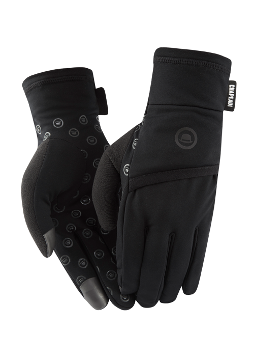 Chapeau! Chapeau!, Club 3 Season Glove, Black