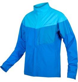 Endura Urban Luminite Jacket II: HiVizBlue