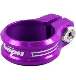 Hope Seat Clamp - Bolt - 31.8 - Purple