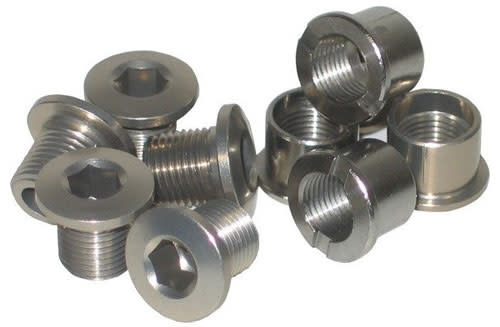 Stronglight Triple Chainring Bolts (set of 5)