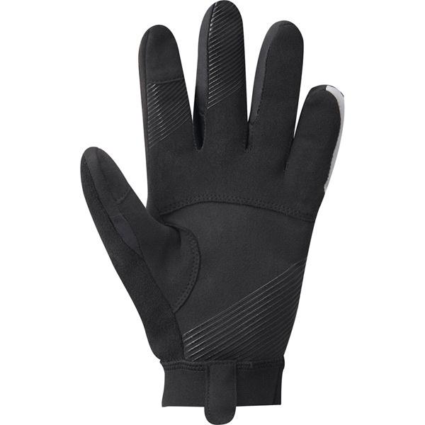 Shimano Men's Wind Control Glove, Black,