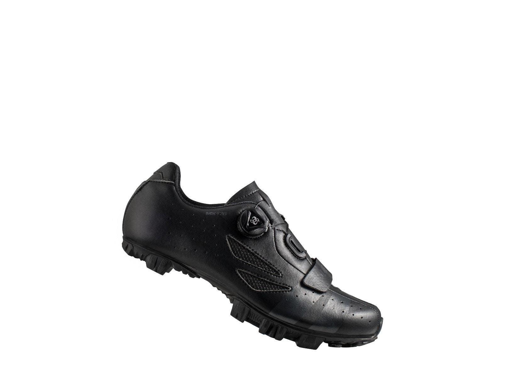 LAKE Lake MX176 MTB Shoe Black/Grey 43