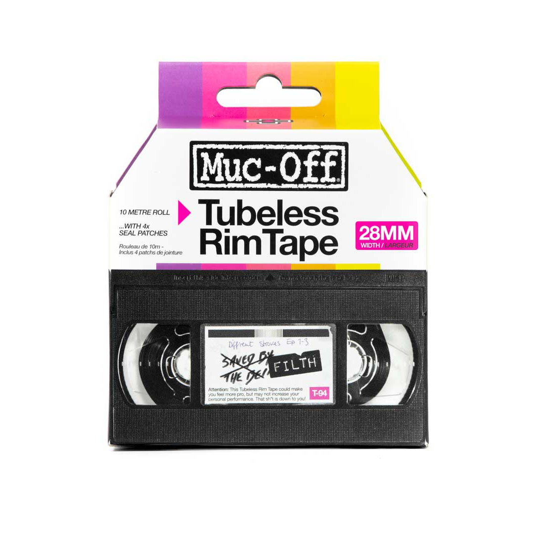 Muc-Off RIM TAPE 10M X 28MM