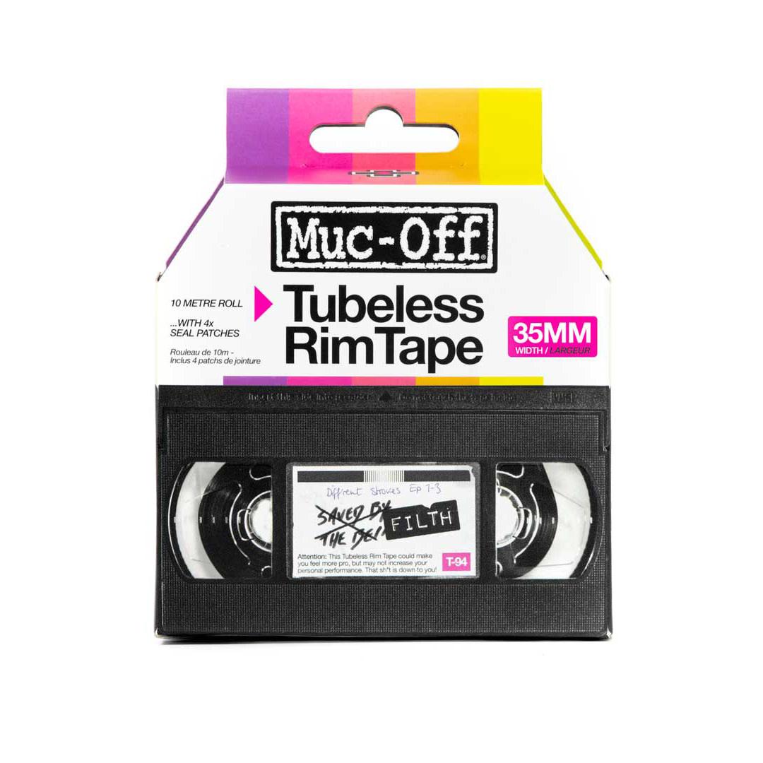 Muc-Off Muc-Off, Tubeless Rim Tape, 10m, 35mm