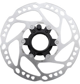 Shimano RT-EM600 Steps Centre-Lock disc rotor with lockring - 160 mm