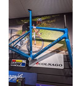 Colnago Colnago V3R-S Disc frame set 50s frozen blue