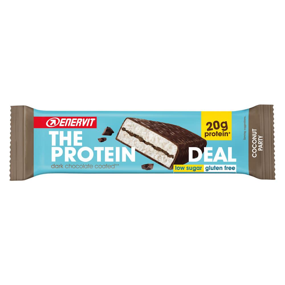 Enervit Protein Deal Bar 55g Coconut