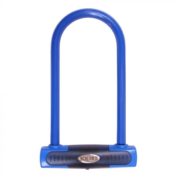 Squire Squire Eiger Blue - Eiger D lock - 230mm Shackle - Blue