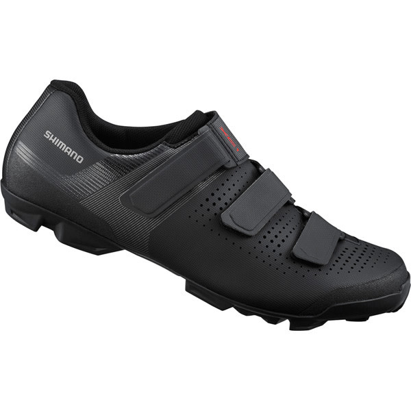 Shimano XC1 (XC100) SPD Shoes, Black, Size 43
