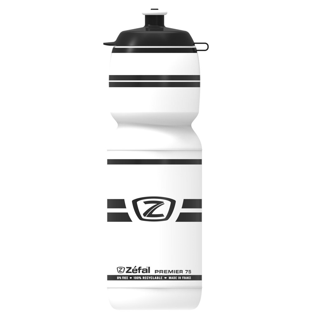 Zefal Premier 75 White Bottle