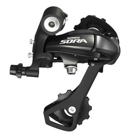 Shimano Shimano Sora 9 Speed SS Rear Mech in Black
