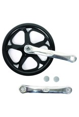 ETC C/Set 48T 170Mm Black/Silver With Guard