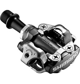 PD-M540 MTB SPD pedals - two sided mechanism Silver 9/16 inches