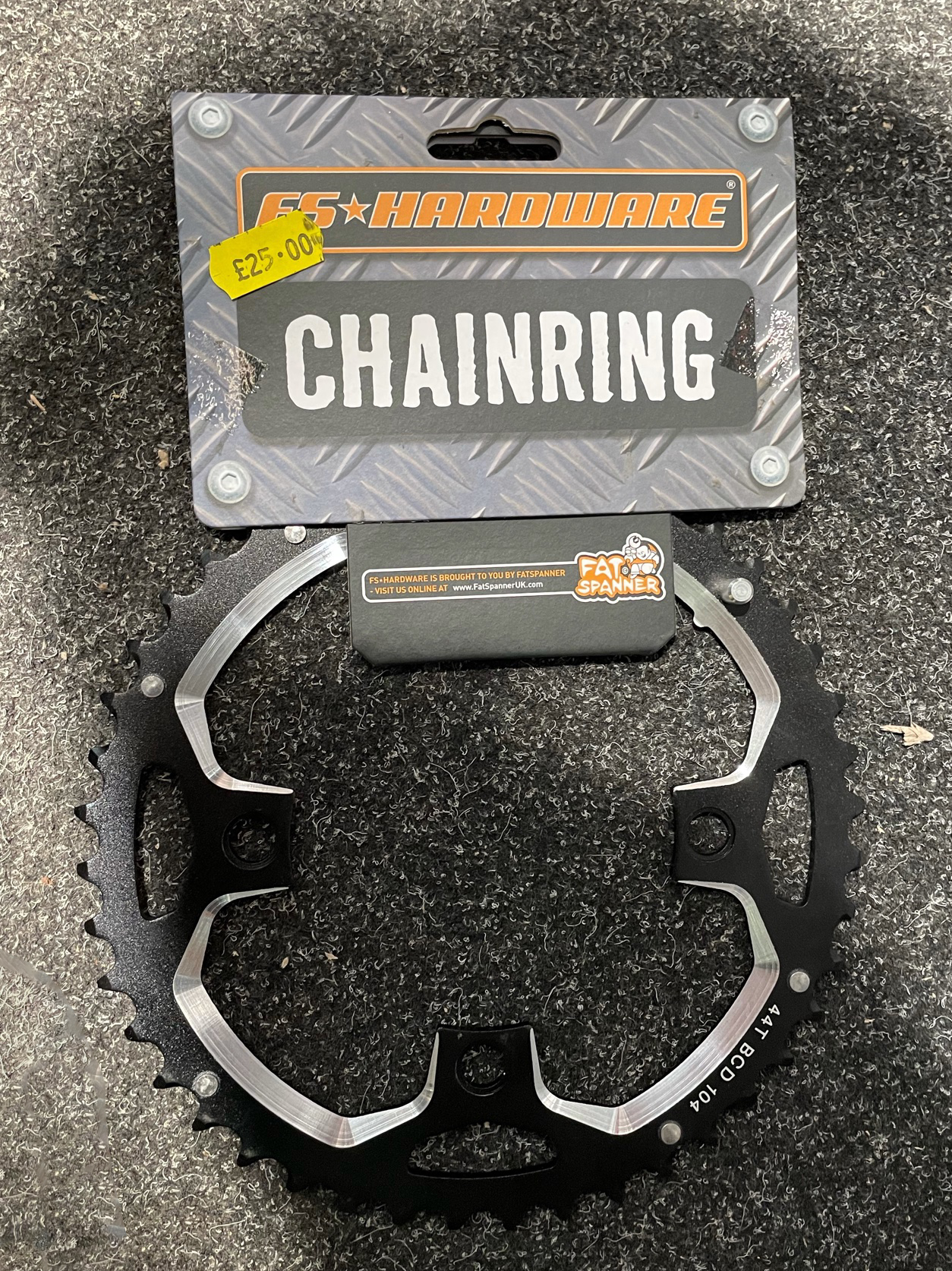 FS Hardware Chainring 44T 104BCD