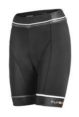 Funkier Funkier Ridesse Ladies 8 Panel Shorts (B-13 pad) - Large