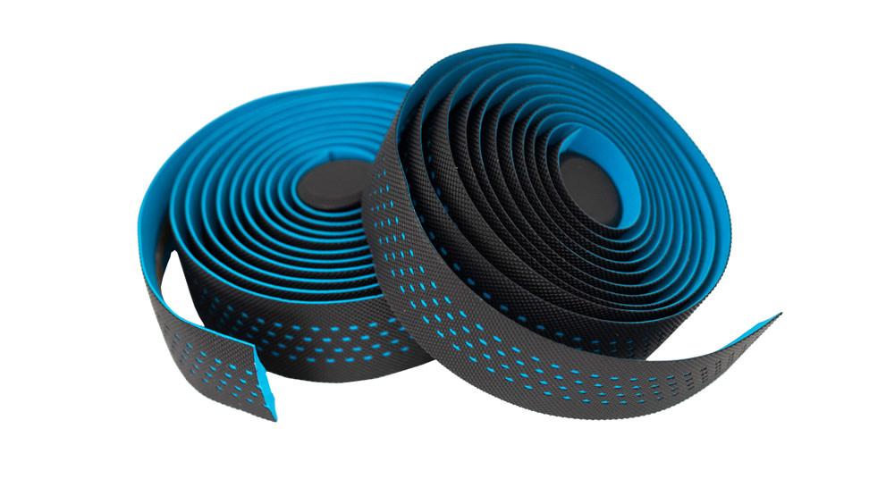 Kranx KranX Stretta Primo-High Grip Anti-Shock Handlebar Tape BLUE