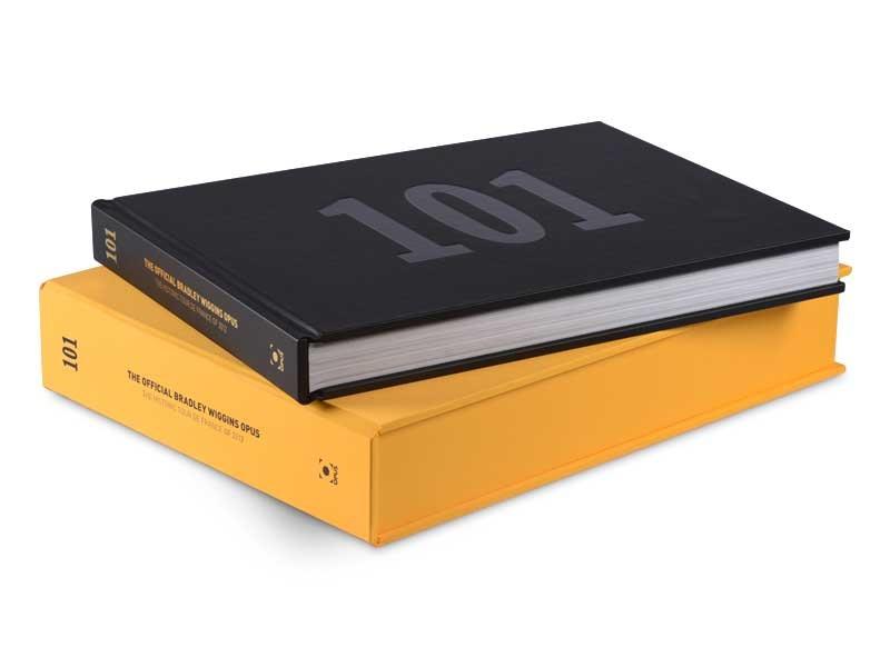bradley wiggins  101 book