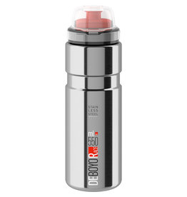 Elite Deboyo Race stainless steel vacuum bottle 550 ml silver - 12 hours thermal