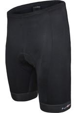 Funkier Funkier F-77 - 7 Panel 4-Way Stretch Shorts (B1 Pad) in Black - XXX-Large