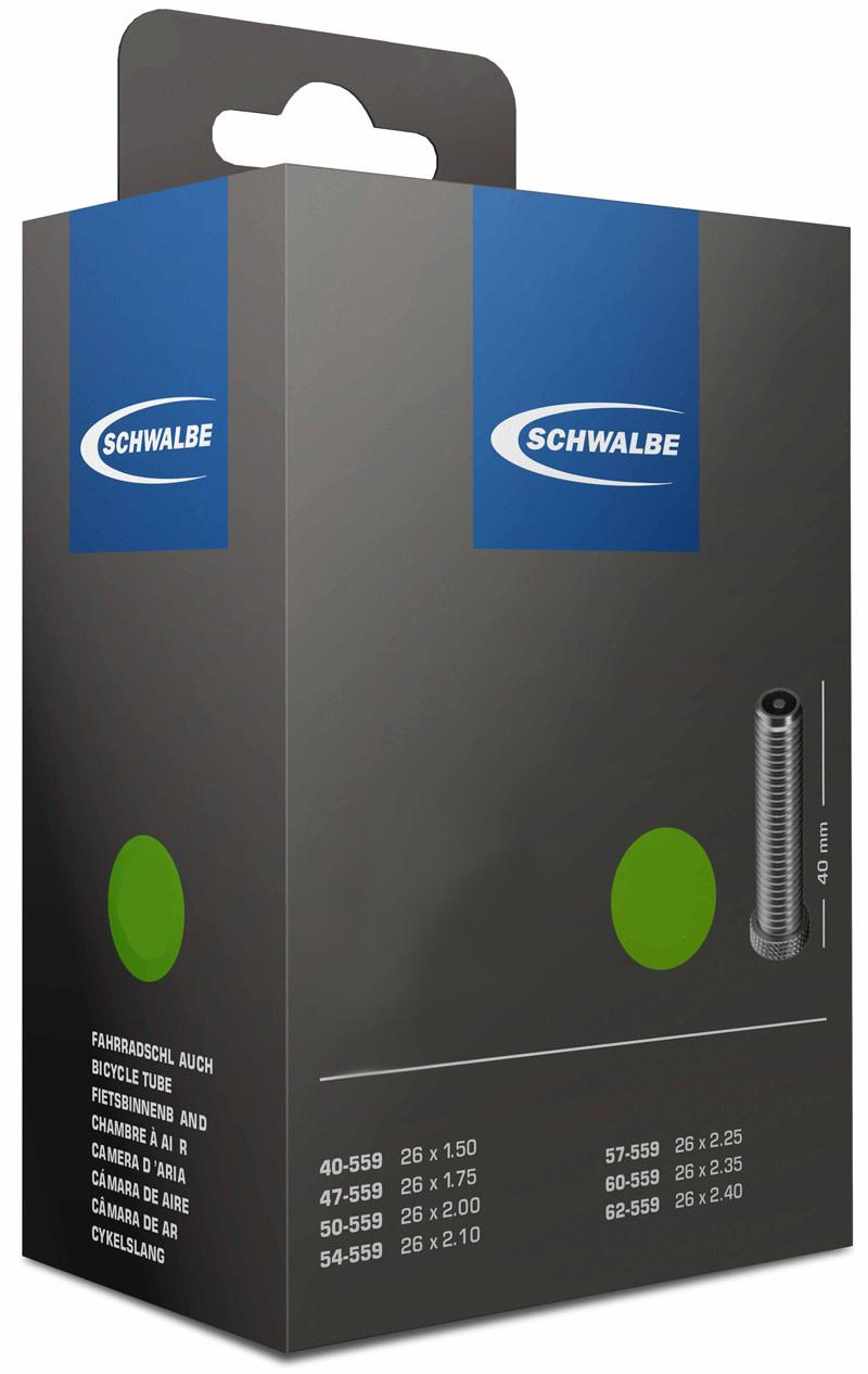 Schwalbe Schwalbe AV12 - 26 x 1 3/8'' - Schrader - 40mm