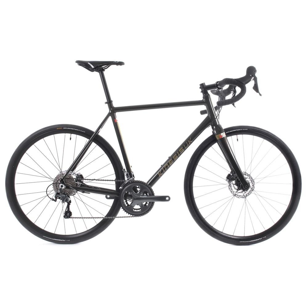 kinesis Kinesis R2 Black/Gold 57cm Road Bike
