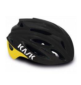 Kask Kask, Rapido, Black/Yellow Flou (L)