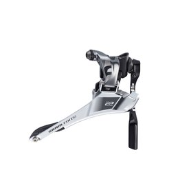 Sram SRAM FORCE22 FRONT DERAILLEUR YAW BRAZE-ON WITH CHAIN SPOTTER: