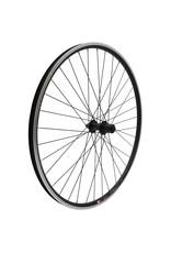 KX wheels KX Hybrid 700C Doublewall Q/R Wheel Rim Brake (Front) - Black