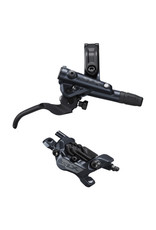 Shimano BR-M7120/BL-M7100 SLX 4 pot bled brake lever/post mount calliper, front right