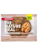 Enervit Nature Deal Cookies 50g Walnut & Cocoa 50g