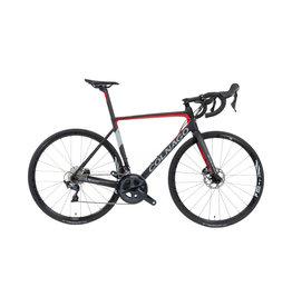 Colnago Colnago 2021 V3 DISC ULTEGRA MECH 48S BLACK RED