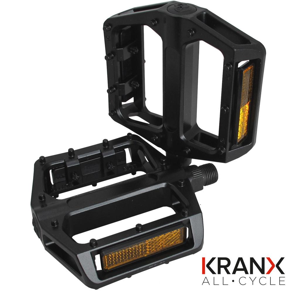 Kranx KranX AllTrail Polymer Bearing Alloy Platform Pedals