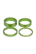 A2Z Headset Spacers - 1.1/8 (Green)