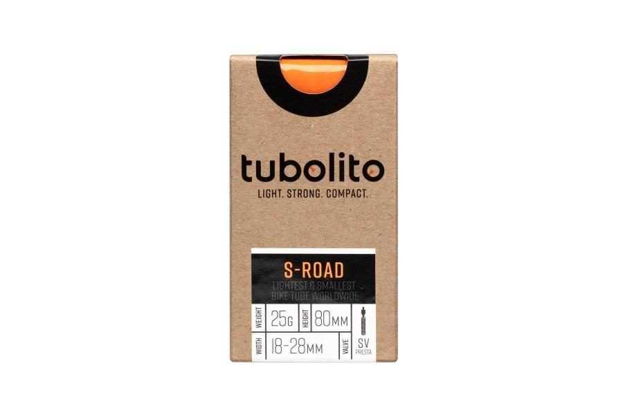 S-Tubo Road 700x18-28mm / Presta / 80mm