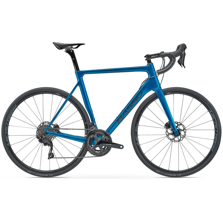 Basso BASSO Venta Disc Blue 105 11x Hydro Bike 53 medium