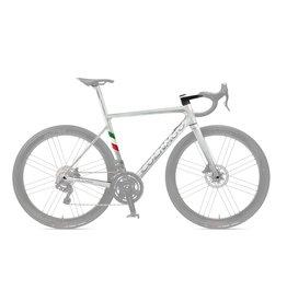 Colnago Colnago 2021 V3R-S DISC FRAME SET 50S FROZEN WHITE ITALY