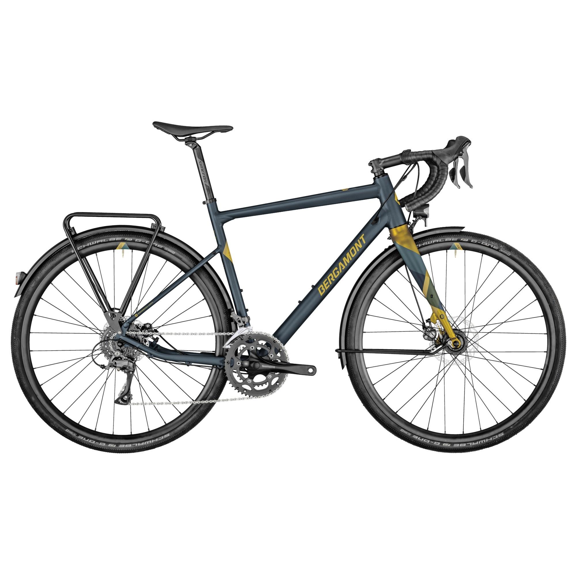 Bergamont Bergamont Bike Grandurance RD 3 - Petrol (53)