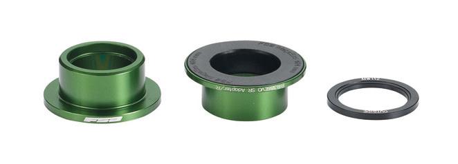 FSA MegaEvo Sram Adapter (Frame: 386Evo, BB: PF30, Crank: GXP)