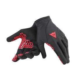 Tactic Gloves (Black & Red, XXL)