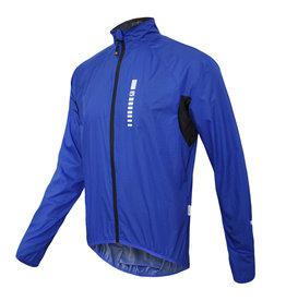 Funkier Funkier DryRide Pro Gents Showerproof Jacket in Blue - Medium