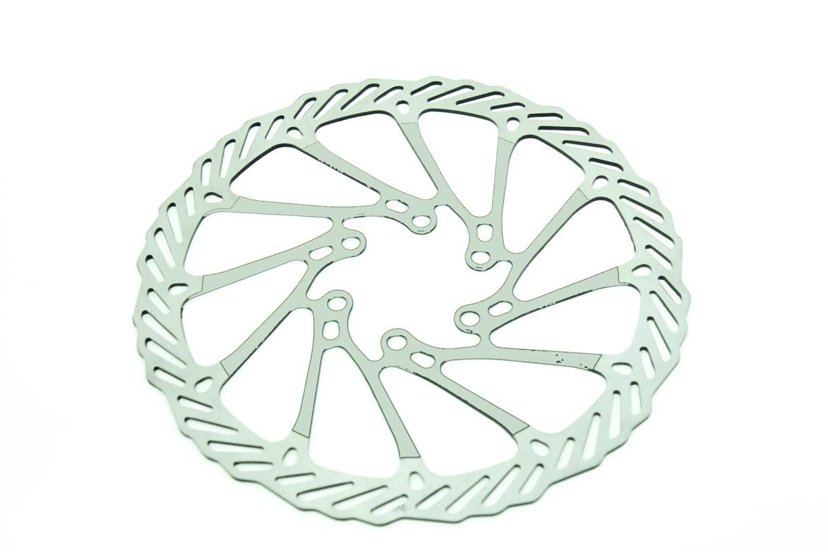 Clarks Disc Brake Rotor - Single Piece - Round - 160mm