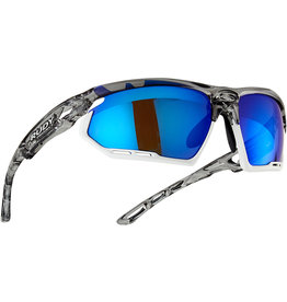 Rudy Project FOTONYK CRYSTAL GRAPHITE-MLASER BLUE