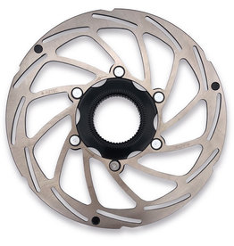 Stainless steel fixed Centre-Lock disc rotor - 180 mm